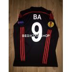 Besiktas # 9 BA LS Away Match Jersey 2014/15 ( UEFA UEL Badge + UEFA Respect Badge ) Size L from adidas at Besiktas Shop #
